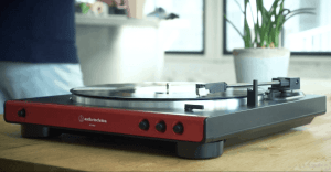 Audio-Technica Bluetooth Record Player